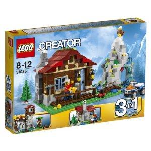 Lego创造者山简易旅店31025 LEGO 02P13Dec15