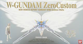 PG 1/60 ウイングガンダムゼロカスタム (新機動戦記ガンダムW Endless Waltz)(再販)【新品】 ガンプラ パーフェクトグレード プラモデル
