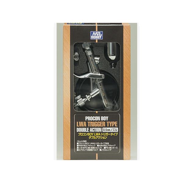 プロコンBOY PS290 LWA トリガータイプ 0.5mm【新品】 GSIクレオス エアーブラシシステム 【メール便不可】