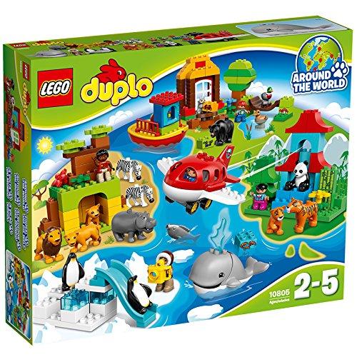 レゴ デュプロ 世界のどうぶつ 世界一周セット 10805【新品】 LEGO 知育玩具