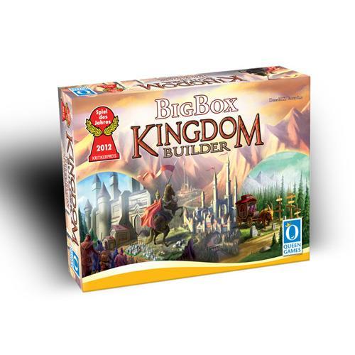 【格安saleスタート】 Kingdom Builder Big Box Big (キングダム (キングダム Box ビルダービッグボックス)【並行輸入品】【新品】ボードゲーム アナログゲーム テーブルゲーム ボドゲ, プランタンブランby花月堂:62cb0018 --- canoncity.azurewebsites.net