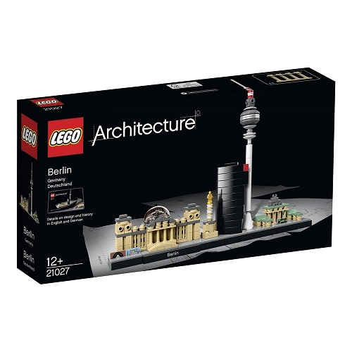 Game And Hobby Kenbill Lego Architecture Berlin 21027 Lego