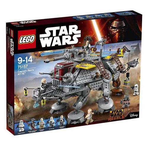 レゴ スター・ウォーズ キャプテン・レックスのAT-TE 75157【新品】 LEGO スターウォーズ 知育玩具
