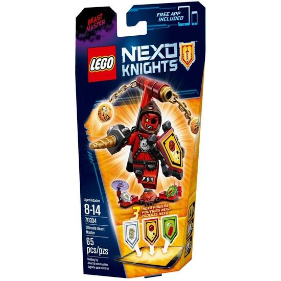 Nexo ULTIMATIVER Robin LEGO Baukästen & Sets Baukästen & Konstruktion