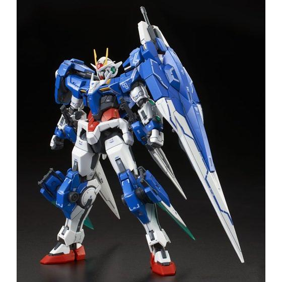 RG 1/144 GN-0000/7S ダブルオーガンダムセブンソード (Mobile Suit Gundam 00V) plastic model of Gundam rial grade plastic model-limited