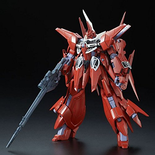 RE/100 1/100 AMX-107R re-bow (Mobile Suit Gundam UC MSV) plastic model of Gundam plastic model