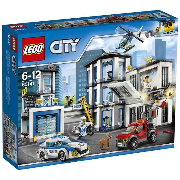 レゴ シティ 知育玩具 レゴ シティ ポリスステーション 60141 LEGO【新品】 LEGO 60141【新品】 知育玩具, アイネットSHOP:effea8f4 --- sunward.msk.ru
