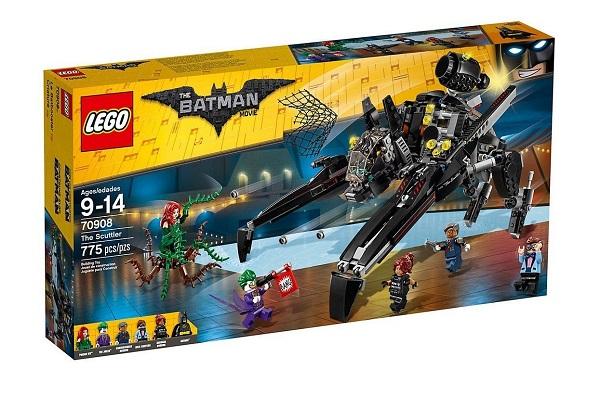 超ポイントアップ祭 レゴ 知育玩具 バットマンムービー LEGO スカットラー 70908【新品】 スカットラー LEGO THE BATMAN MOVIE 知育玩具【宅配便のみ】, オレンジ便利:08e6e57c --- blacktieclassic.com.au