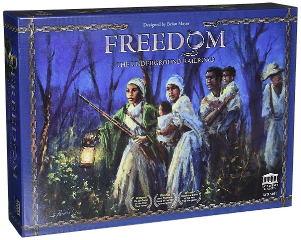 Freedom: The Underground Railroad【並行輸入品】【新品】ボードゲーム アナログゲーム テーブルゲーム ボドゲ