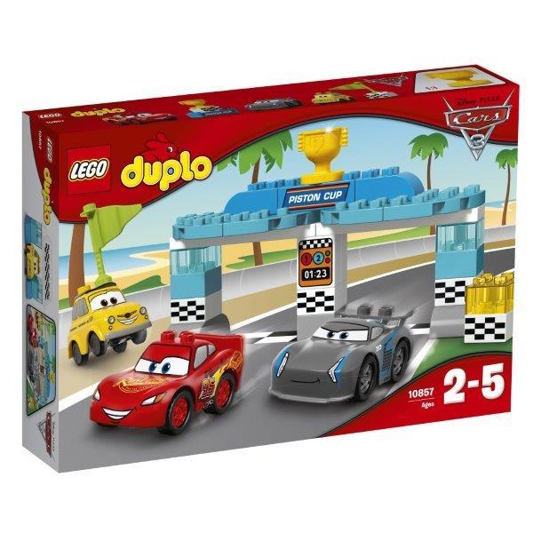 レゴ デュプロ ピストンカップレース 10857【新品】 LEGO 知育玩具
