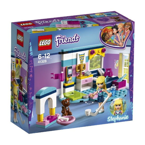 Lego Friends Christmas Sets.41328 Lego Friends Cognitive Education Toy Christmas Presents With The Room Miniature Golf Of Lego Friends Stephanie