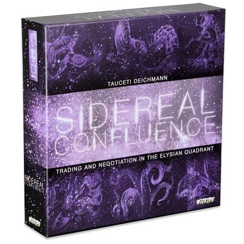 【絶品】 Sidereal アナログゲーム Confluence ボドゲ【並行輸入品】【新品】ボードゲーム Sidereal アナログゲーム テーブルゲーム ボドゲ, 真備町:4f1cdad9 --- canoncity.azurewebsites.net