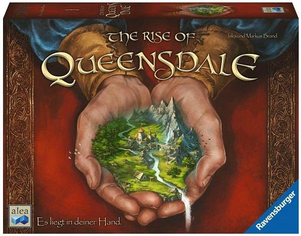 【一部予約!】 The Rise The of Queensdale【並行輸入品【宅配便のみ】】【新品】ボードゲーム ボドゲ アナログゲーム テーブルゲーム ボドゲ【宅配便のみ】, Excellent One:abcdddb4 --- independentescortsdelhi.in