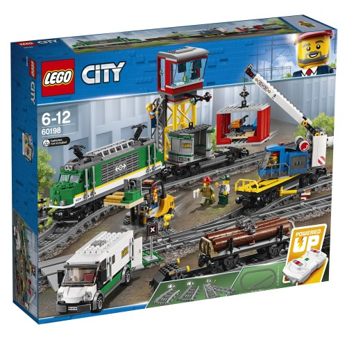 レゴ シティ 貨物列車 60198【新品】 LEGO 知育玩具