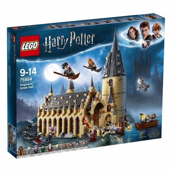 レゴ ハリー・ポッター ホグワーツの大広間 75954【新品】 LEGO ハリーポッター Harry Potter 知育玩具