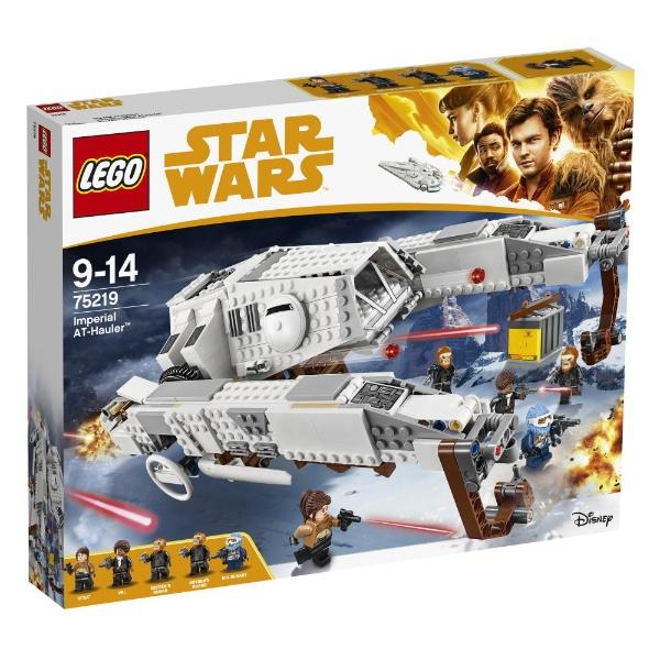 レゴ スター・ウォーズ スター・ウォーズ インペリアル AT ハウラー レゴ 75219 LEGO【新品】 LEGO スターウォーズ 知育玩具, さかなのデパート三栄:0923989c --- sunward.msk.ru