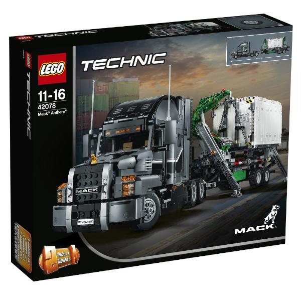 レゴ テクニック MACK アンセム 42078【新品】 LEGO 知育玩具