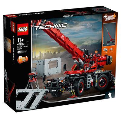 レゴ テクニック 全地形対応型クレーン 42082【新品】 LEGO 知育玩具