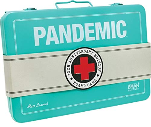 パンデミック:10周年記念版 日本語版【新品】 ボードゲーム アナログゲーム テーブルゲーム ボドゲ