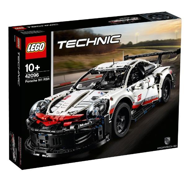 レゴ テクニック ポルシェ 911 RSR 42096【新品】 LEGO 知育玩具