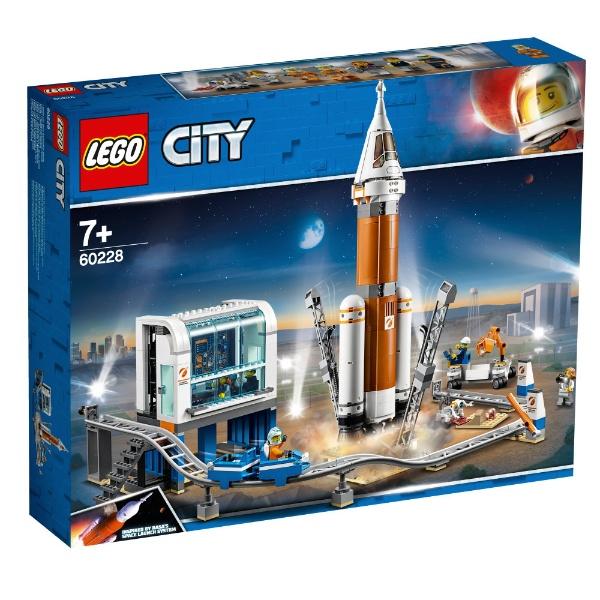 レゴ シティ 超巨大ロケットと指令本部 60228【新品】 LEGO 知育玩具