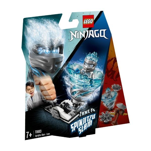 Lego ninja go tornado spinner then 70683 LEGO cognitive education toy