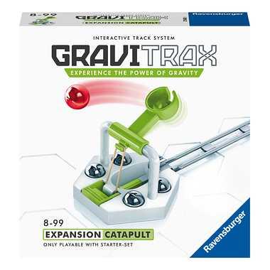 ! Ravensburger GraviTrax グラヴィトラックス 追加パーツ カタパルト 5ピース 26098 0【新品】 知育玩具 おもちゃ