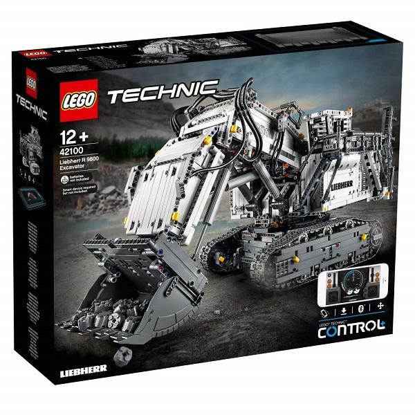 レゴ テクニック リープヘル R 9800 ショベル 42100【新品】 LEGO 知育玩具
