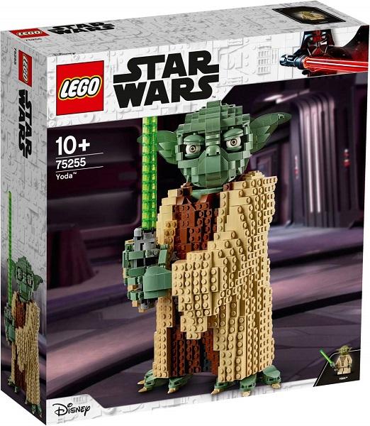 レゴ スター・ウォーズ スター・ウォーズ ヨーダ(TM) 75255【新品】 LEGO スターウォーズ 知育玩具