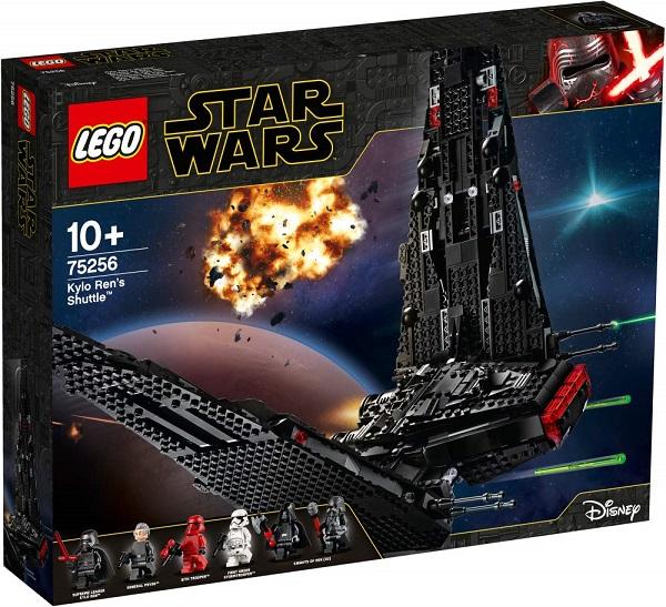 レゴ スター・ウォーズ カイロ・レンのパーソナルシャトル(TM) 75256【新品】 LEGO スターウォーズ 知育玩具