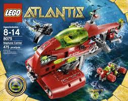 レゴ アトランティス ネプチューン・キャリア 8075【新品】 LEGO 知育玩具