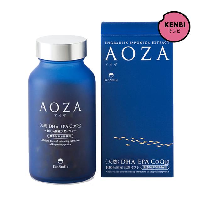 アオザ AOZA ドクタースマイル オメガ3/DHA/EPA 300粒