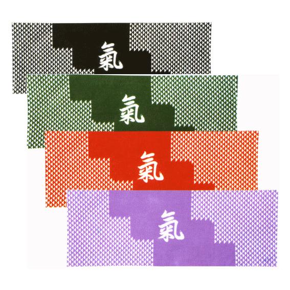剣道用 注文後の変更キャンセル返品 面手拭 100%品質保証! 氣 ゆうパケット発送可 ウロコ柄