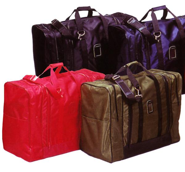 ファッションナイロンボストンW防具袋 売却 両サイドポケット付 スーパーセール