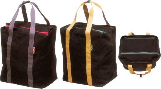6号帆布トート型道具袋(起毛撥水デラックス)