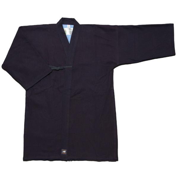 夏用 薄型藍染剣道衣 日本製 銀龍 購買 安値