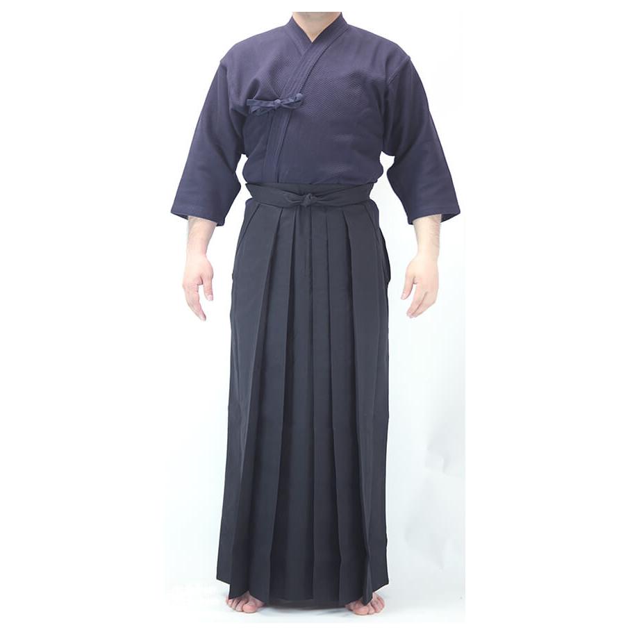 入門者におすすめ 推奨 新商品 新型 徳用一重剣道着袴セット