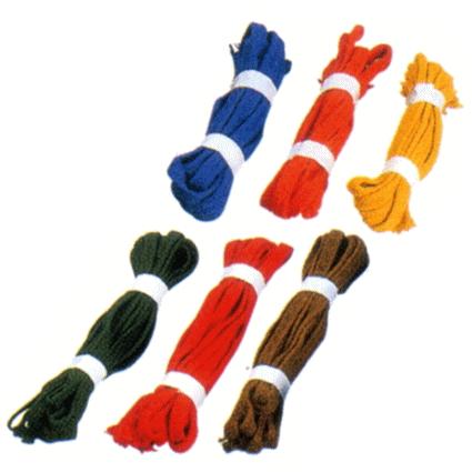 ランキング総合1位 オンラインショップ カラー面紐 横付用 2本1組 ゆうパケット発送可