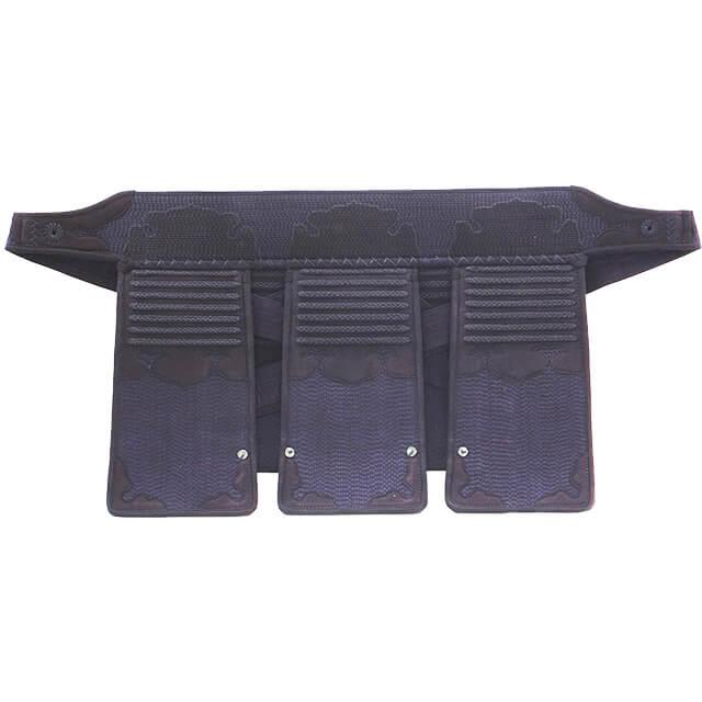 3ミリフィットステッチクラリーノ剣道防具 お気に入 垂 新作製品、世界最高品質人気!