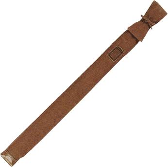 帆布略式並製2本入竹刀袋 背負紐付 紺色 茶色 スーパーセール期間限定 豪華な