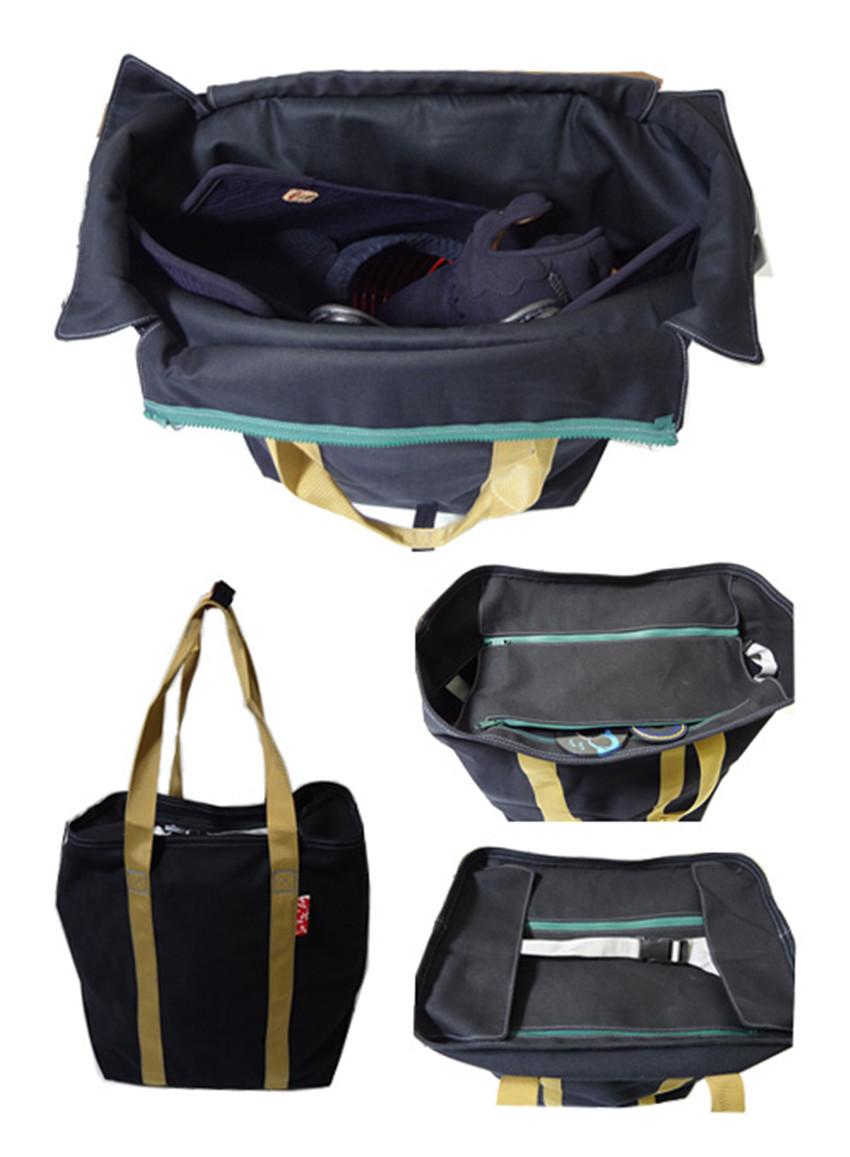 Kendo ryohinkan rakuten global market canvas tote protective jpg 850x1157 Kendo  gear bags 94febb9f4f61a