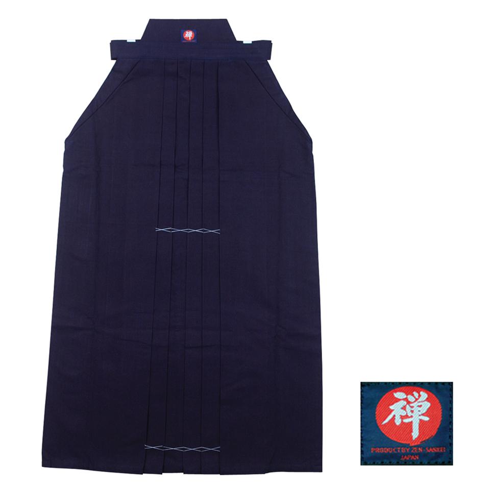 禅 特上袴8,800番剣道袴 [剣道 袴 国産]