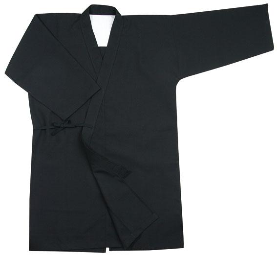 禅 和調織居合衣 筒袖 【純日本製】 [剣道 居合衣]