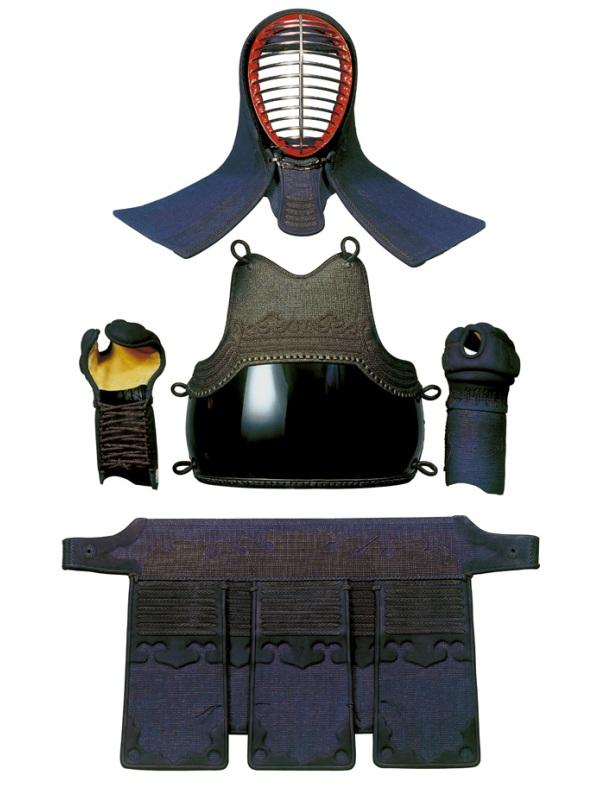 剣道 防具セット 剣道用 防具 セット 最高級日本仕立1.2分刺 手刺防具セット 「煌心(こうしん)」