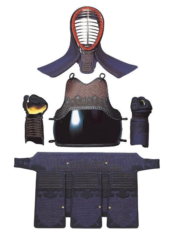 剣道 防具セット 高級日本仕立1.0分刺 手刺防具セット 「煌閃(こうせん)」