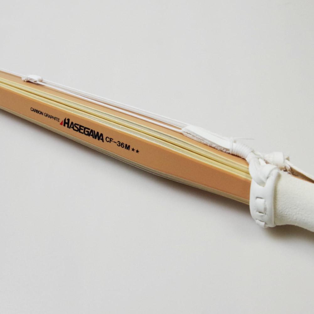 ●【本体のみ】カーボン竹刀37サイズ 胴張り・丸型