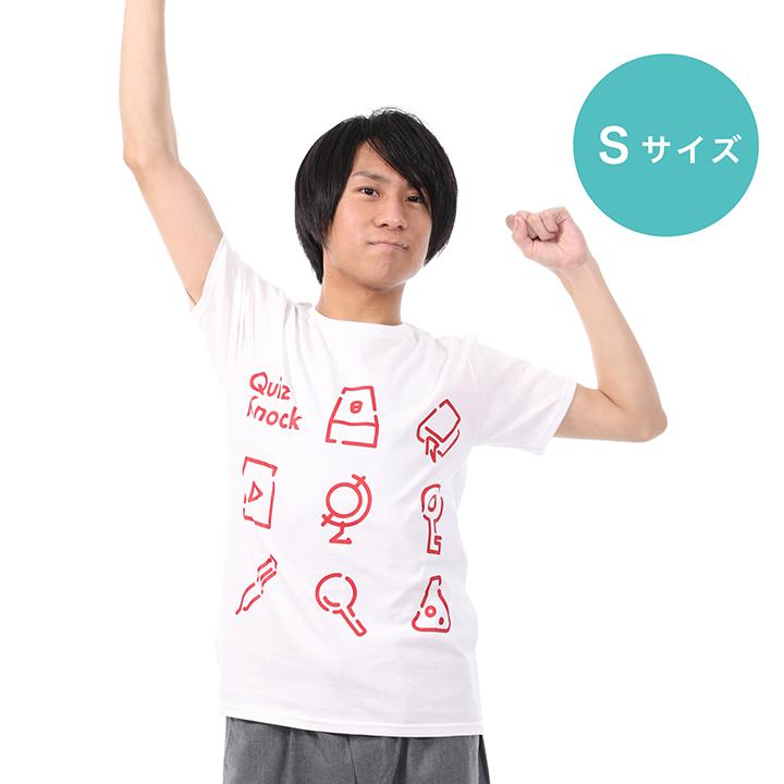 クイズノック tシャツ