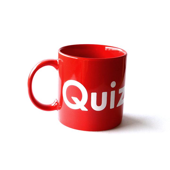 【8月上旬再販予定】QuizKnock(クイズノック) マグカップ【購入制限お一人様2個まで】【メール便不可】