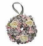 好評受付中 Gratefulness 直営ストア グレートフルネス Hydrangea Wreath ハイドレンジアリース Emily 結婚祝い インテリア 虫よけ エミリーギフト ソイフラワー