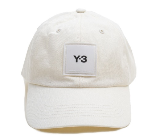 送料無料 Y-3 キャップ SQUARE 超激安 LABEL CAP H15772 CREAM WHITE スポーツ ワイスリー クリーム モード 帽子 ユニセックス トラッカー 最安値に挑戦 ブランド
